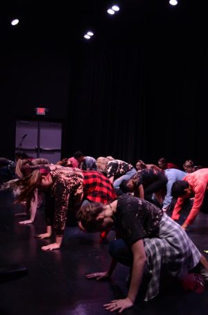 Champlain College dance team