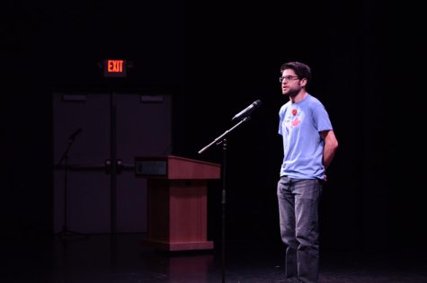 Champlain College Professor, Dan Buckstein