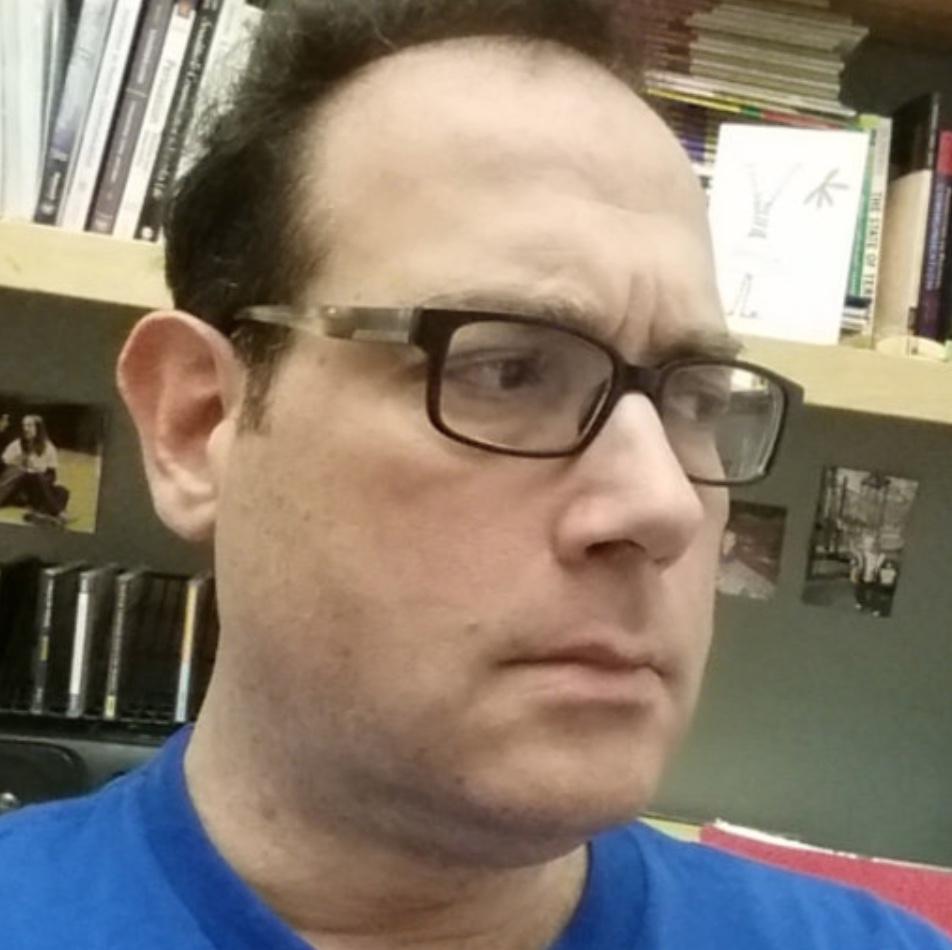 Professor Eric Ronis
