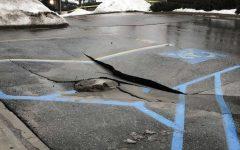 Two Water Mains Break on South Willard Street