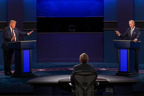 Sifting Through the Bickering: 2020 Presidential Debate