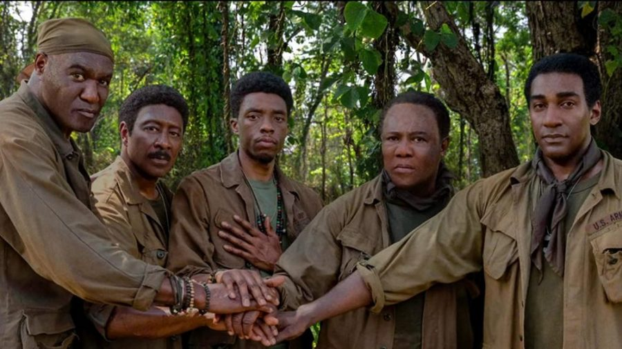 Da Five Bloods: A Vietnam Movie for 2020