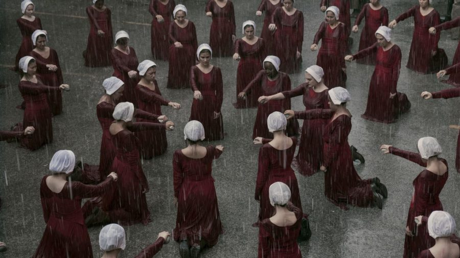 Understanding the Handmaid's Tale Protests