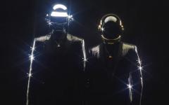 Daft Punk. Credit: David Black