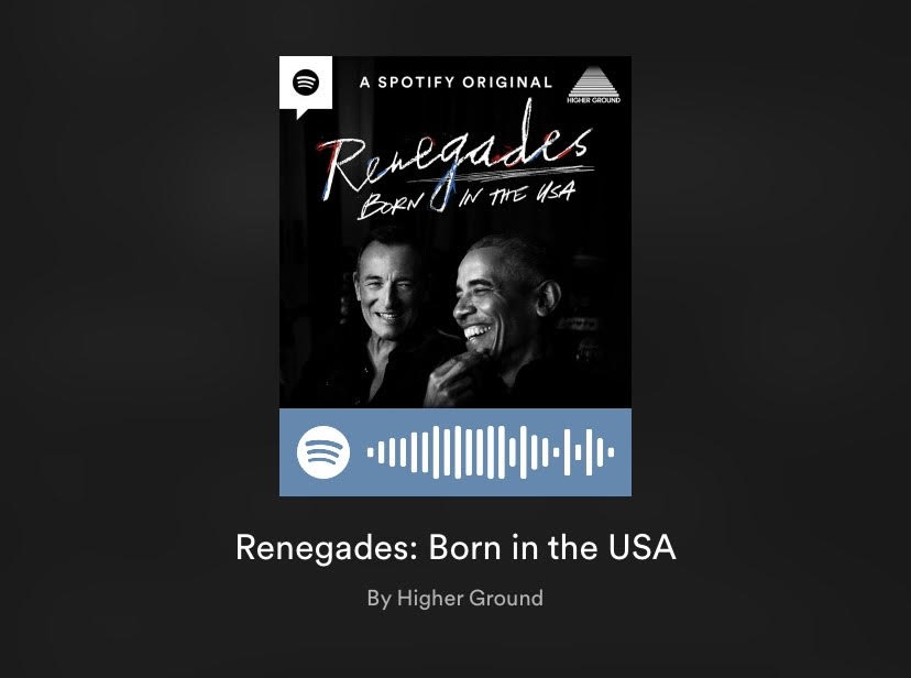 """The Rising Popularity of """"Renegades: Born in the U.S.A."""" Podcast"""