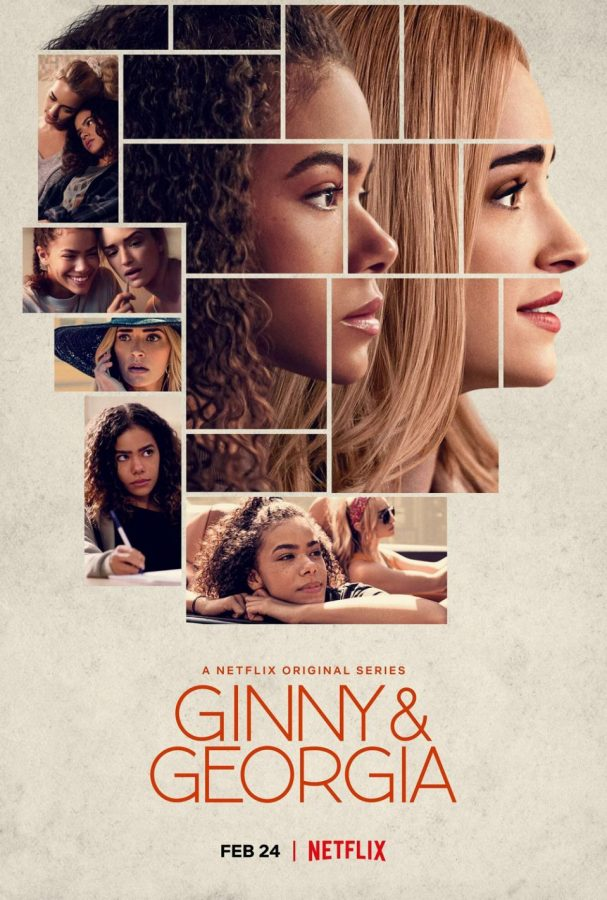 Ginny and Georgia poster, from IMDB.