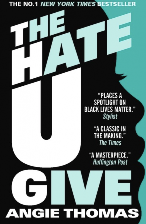 Alternate cover for 'The Hate U Give.'
